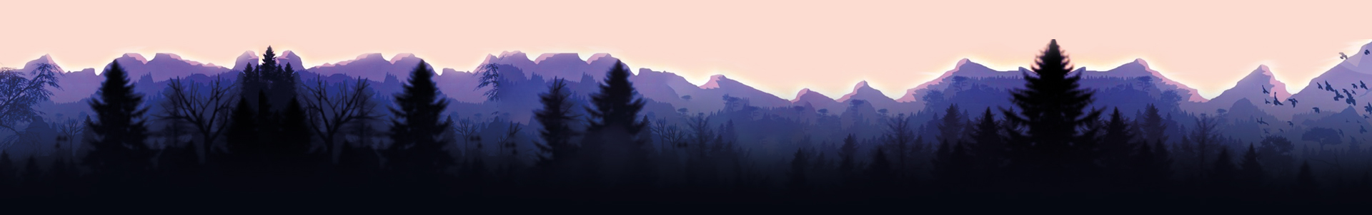 mountains-divider