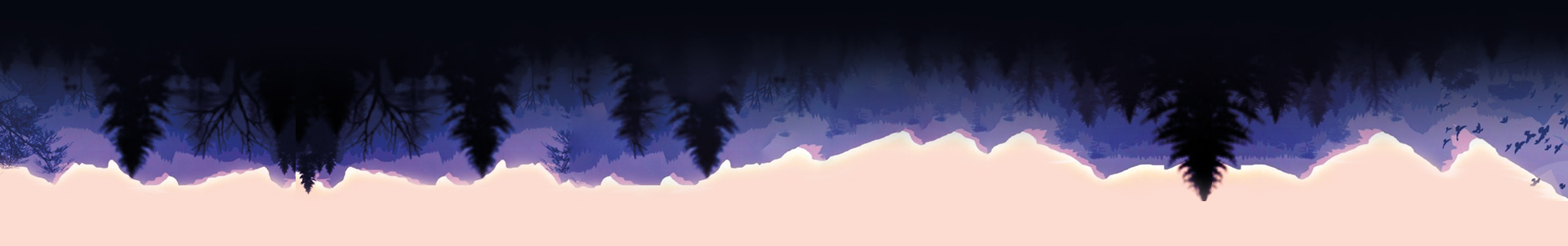mountains-upside-down